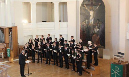 Trinity College St. Petersburg concert