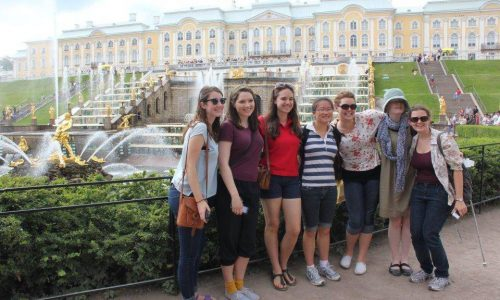 Trinity College St. Petersburg